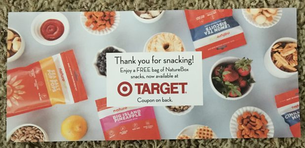 NatureBox review May, 2016 (+ FREE BOX coupon!) | Subscription Box ...